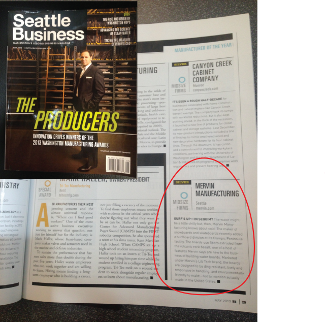 Seattle Business mag