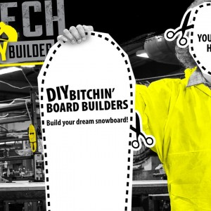 Image From Lib Tech's New DIY Board Builder – Design Your Dream Snowboard