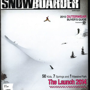 Image From Snowboarder Mag – November 2014