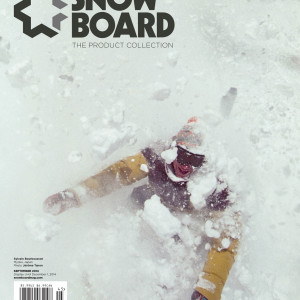 Image From Snowboard Mag Coverage September Issue