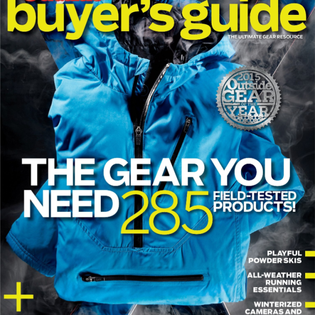 Image From GNU and Lib Tech Featured in Outside Mag Buyer's Guide